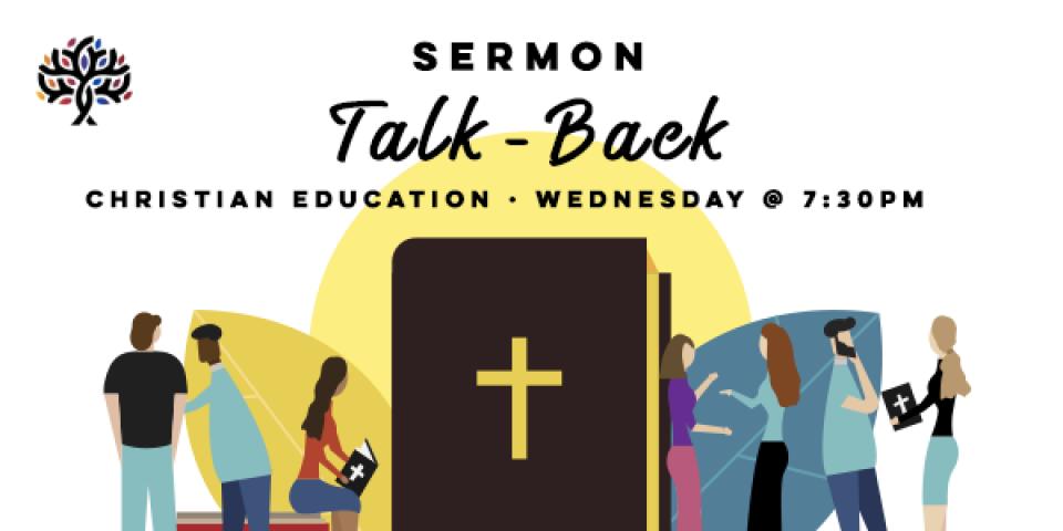 Sermon Talk-Back: Whitney Houston