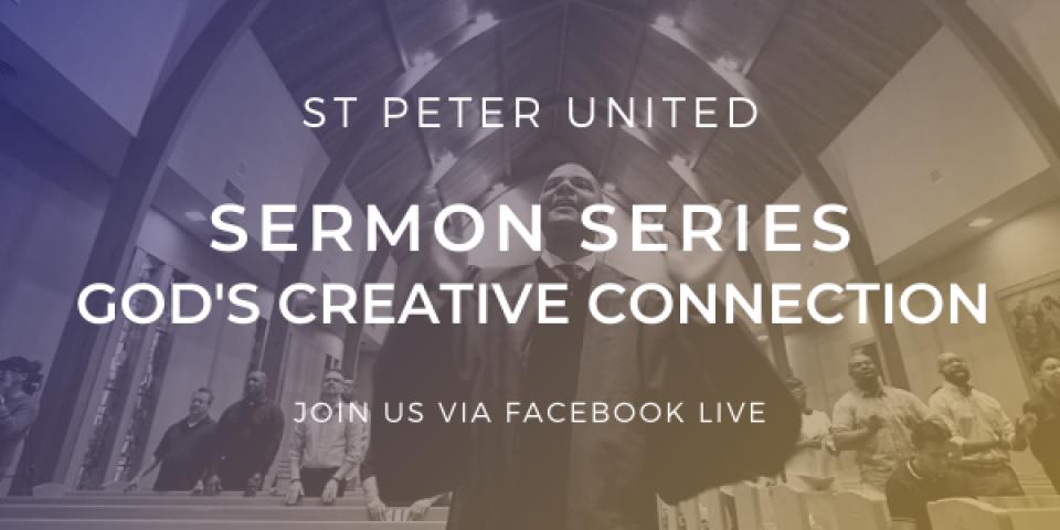 [Facebook Live] God's Creative Connection Sermon Series
