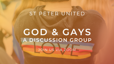 [Virtual Meeting] God & Gays Discussion Group