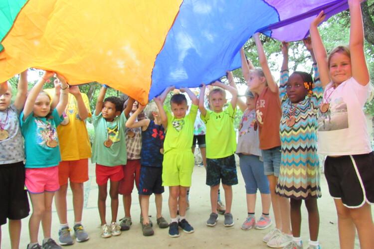 Slumber Falls Summer Camp